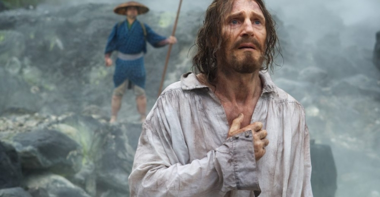 Film Review: Silence image