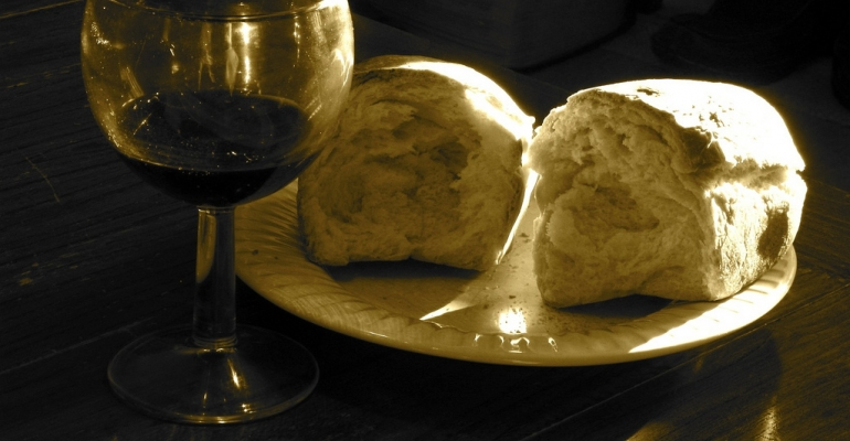 Luther on Breaking Bread image