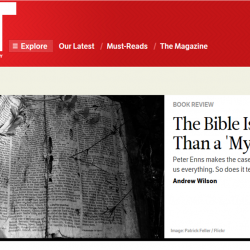 """The Bible Tells Me So"": A Review image"