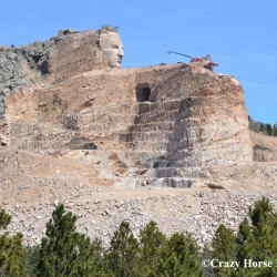 Why the Church is Like Crazy Horse image