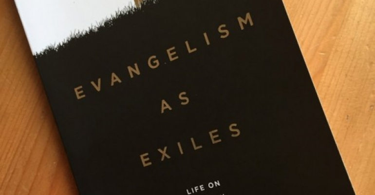 Image result for evangelism as exiles