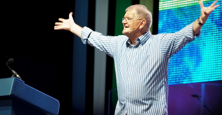 Guest Post from Terry Virgo: You Foolish Galatians! image