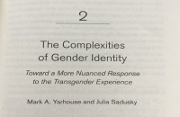 Yarhouse & Sadusky: The Complexities of Gender Identity - A Response image