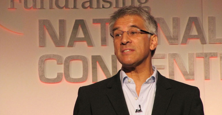 The Surprisingly Complementarian Steve Chalke image