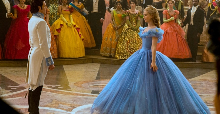 Film Review: Cinderella image