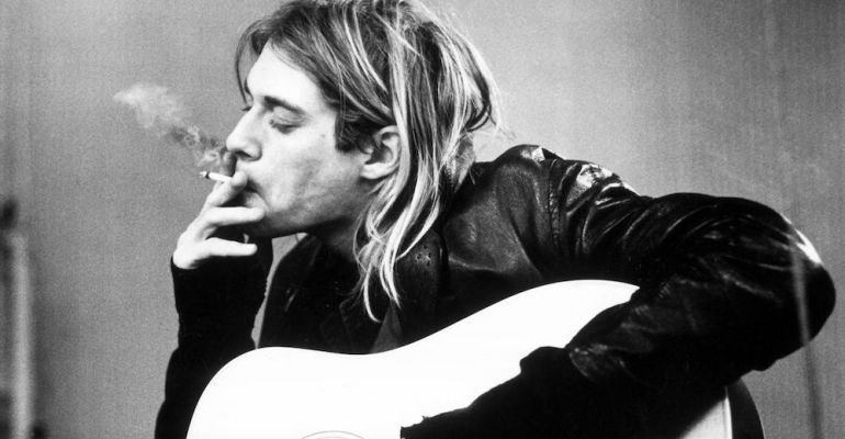 Kurt Cobain and the problem of guilt image