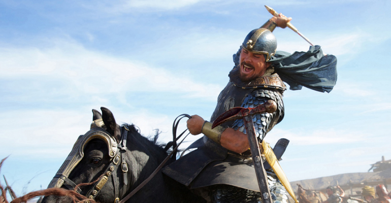 Review: Exodus: Gods and Kings image