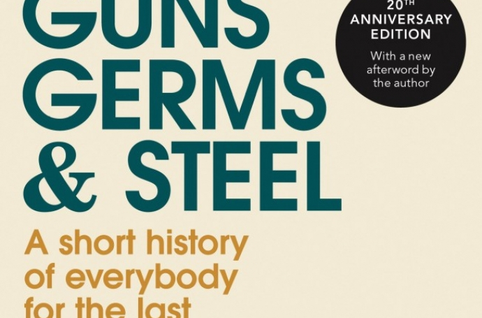 Guns, Germs and Steel image