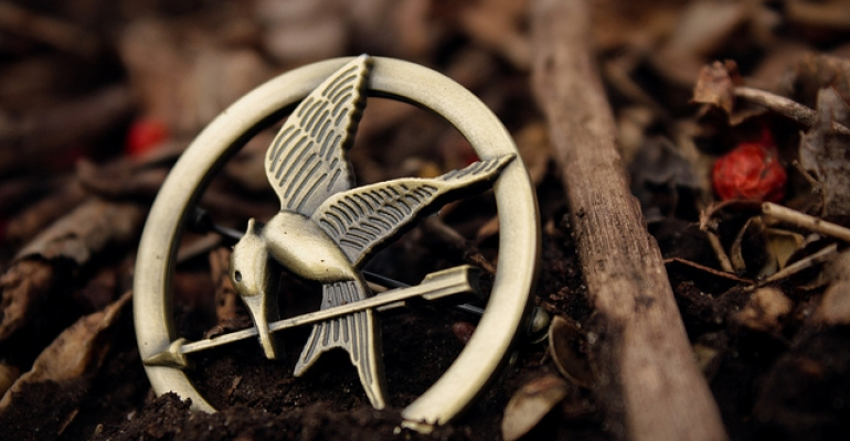 'The Hunger Games', Hope, Social Action and the Church image