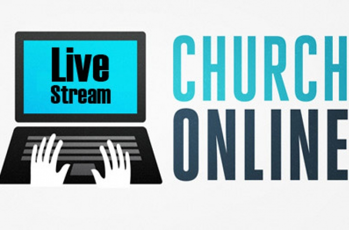John Wesley and Online Church image