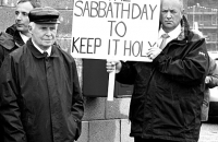 The Sabbath and the Lord's Day image
