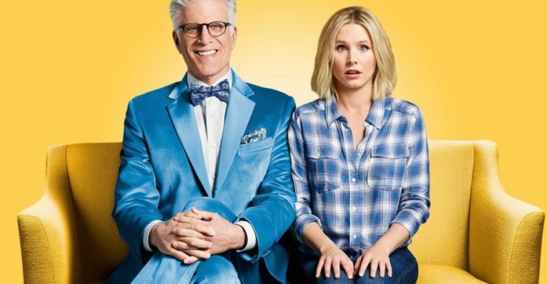 The Theology of The Good Place image