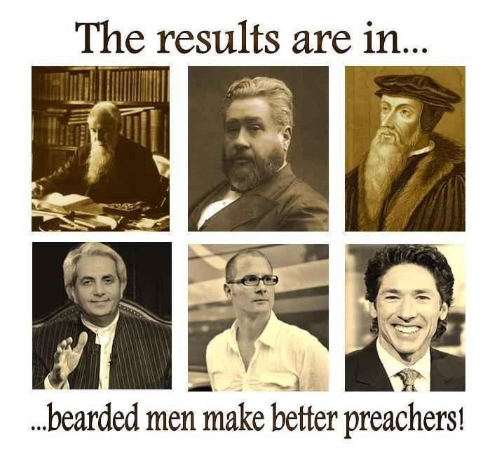 Bearded Preachers